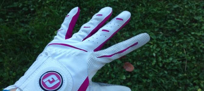 Le golf me va comme un gant